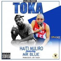 Toka X MR. Blue