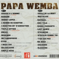 PAPA WEMBA BLESSURE TÉLÉCHARGER