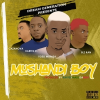 Mushandi boy feat. Cazanova